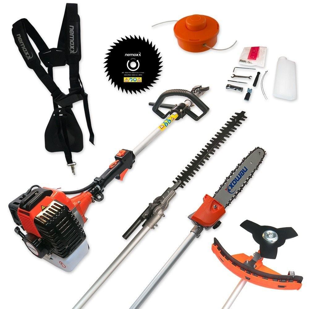 Multifuncion 5en1 herramientas de jard n gasolina - Maquinas de jardin ...